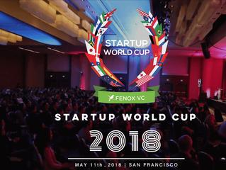 11/16 Startup World Cup台灣決賽正式登場