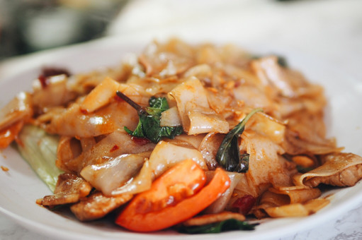 Spicy Pad Kee Moa