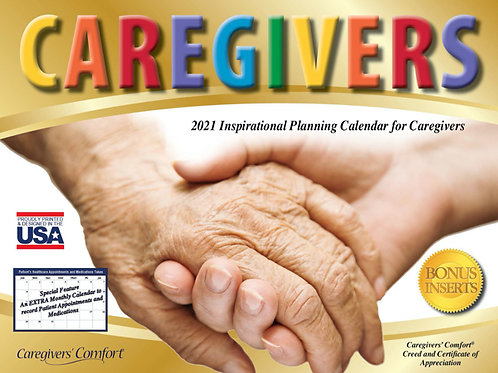 Printable 2021 Downloadable Caregivers  - 15