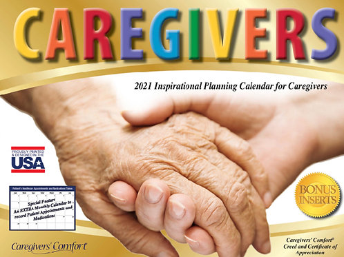 2021 CAREGIVERS PRINTABLE