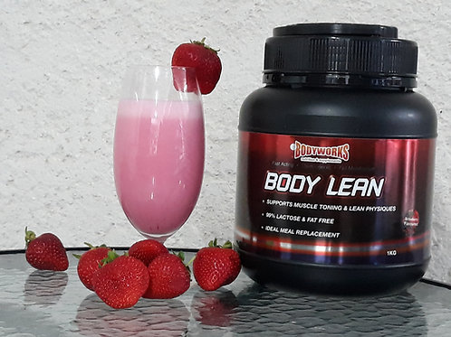 Body Lean Thermogenic Protein