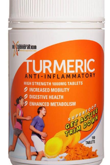 Turmeric - Anti Inflammatory - Next Generation