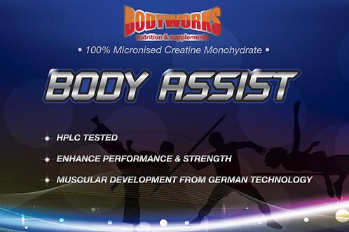 Body Assist - Micronised Creatine Monohydrate