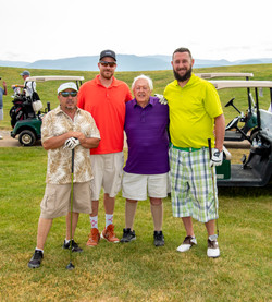 Toast of Taos 2017 Golf Tornament Winnin