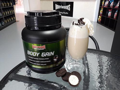 Body Gain Protein