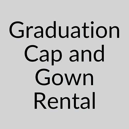 Graduation Cap and Gown Rental