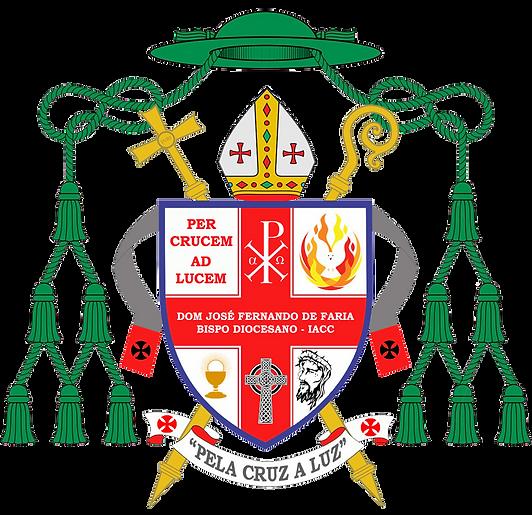 BRASAO DIOCESANO DOM JOSE FERNANDO DE FA