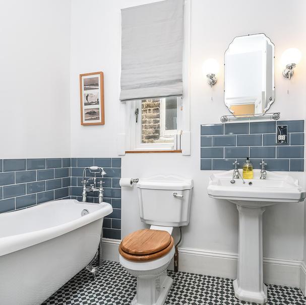Period bathroom renovation