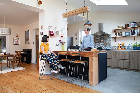 York interior designers Beth & Jon Mille
