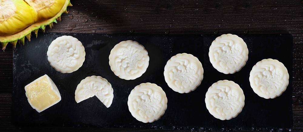 泰國榴槤軟皮雪餅