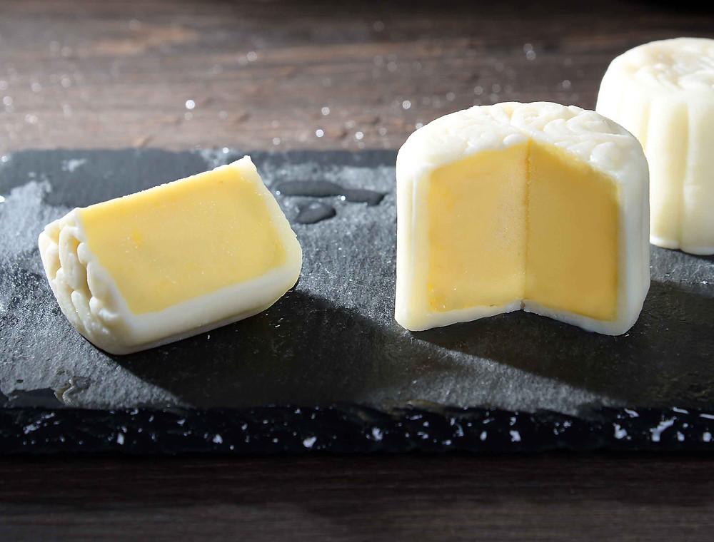榴槤軟皮雪餅