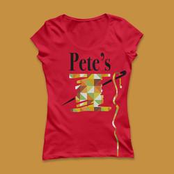 Pete's tshirt womans cut 2