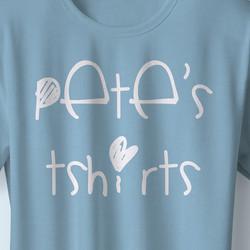 Pete's tshirt detail 5