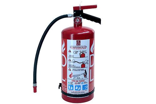 Extintor P.Q.S. 4.5 kg