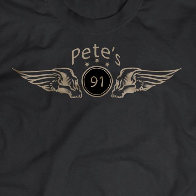 Pete's tshirt detail 10