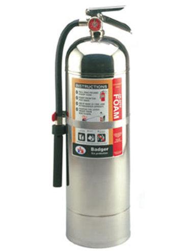 Extintor AFFF 10 lts (Badger)