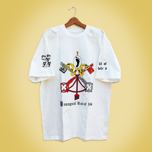Pete's tshirt HHH Vatican