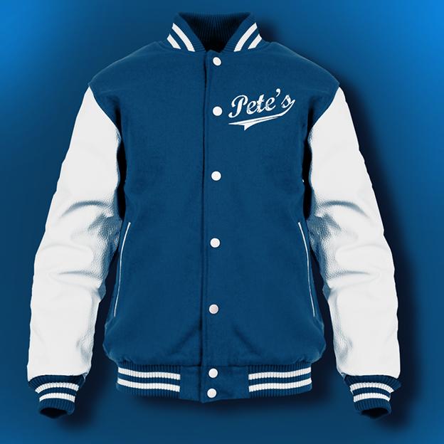 Pete's jackets & hoodies