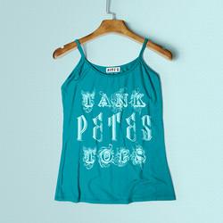 Pete's womans straps top