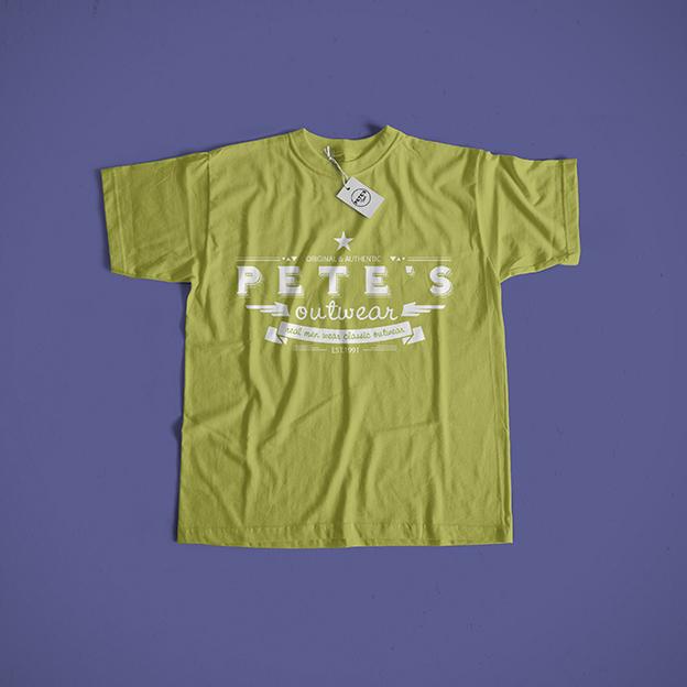 Pete's tshirt 1