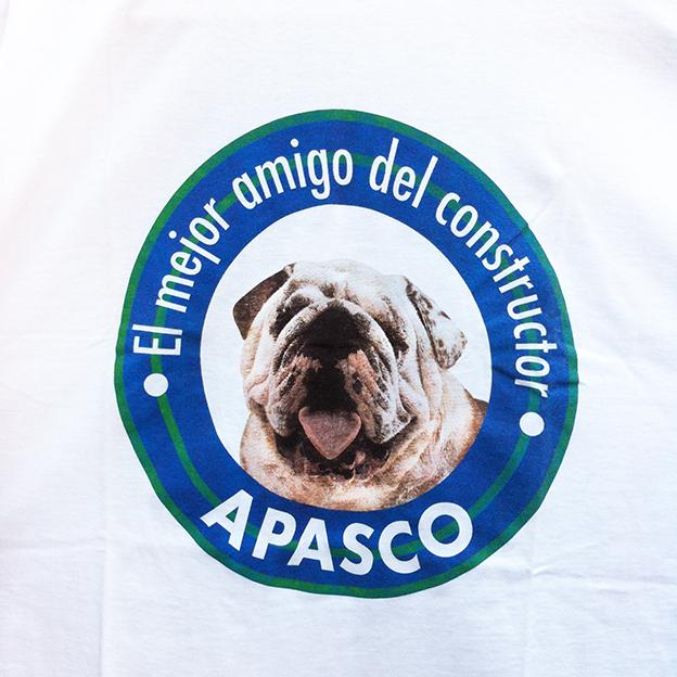 Pete's tshirt APASCO