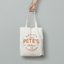 Pete's bags