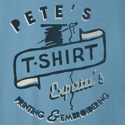 Pete's tshirt detail 2