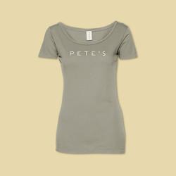 Pete's tshirt womans cut 1