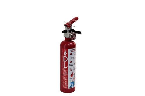 Extintor P.Q.S. 3/4 kg
