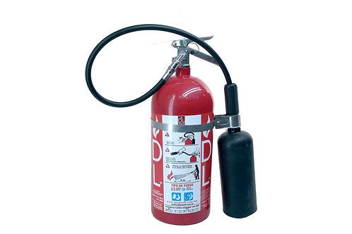 Extintor CO2 4.5 kg