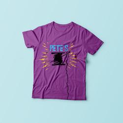 Pete's tshirt womans cut 3