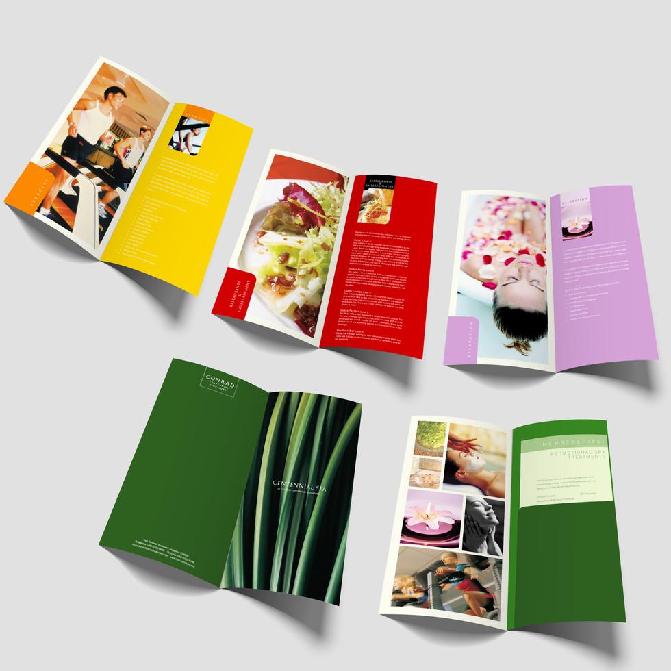 Conrad Spa Brochure