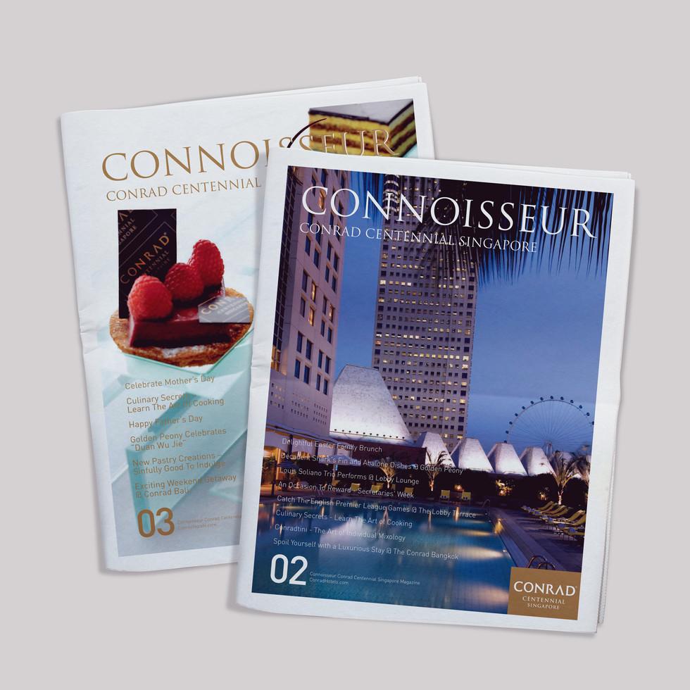 Connoisseur Newsletters