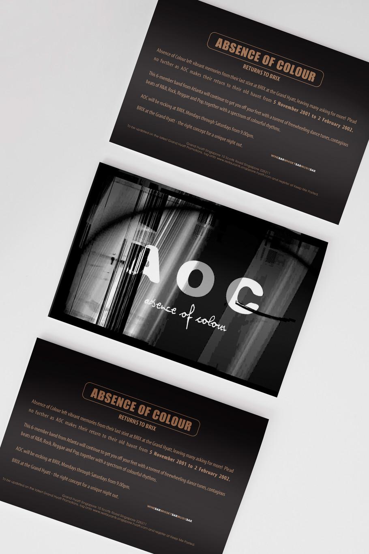Brix - AOC Band Mailer
