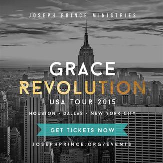 Grace Revolution Tour IG