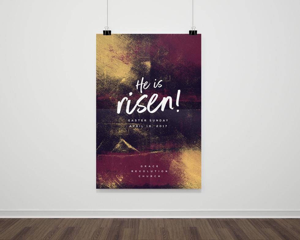 Resurrection Sunday Banner