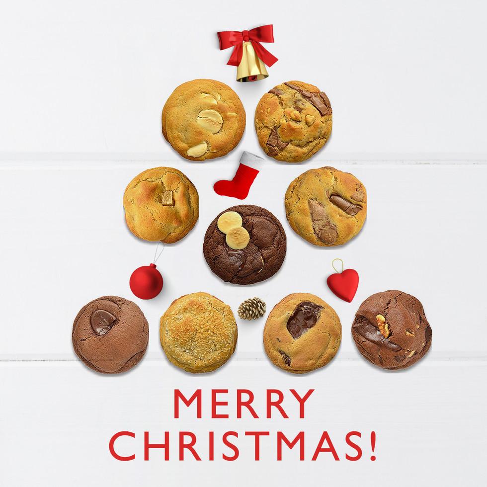 Ben's Cookies IG Post