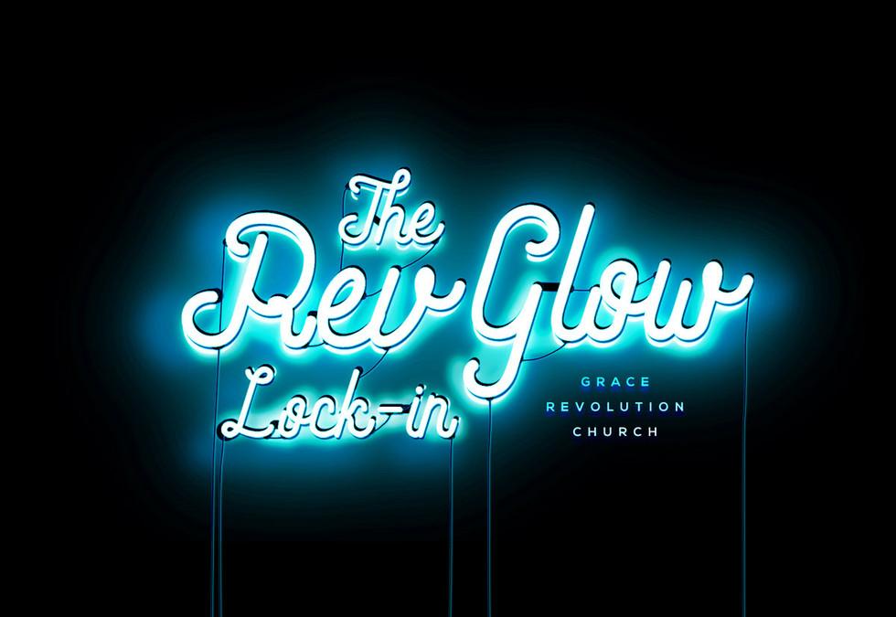 Rev Glow Web Banner