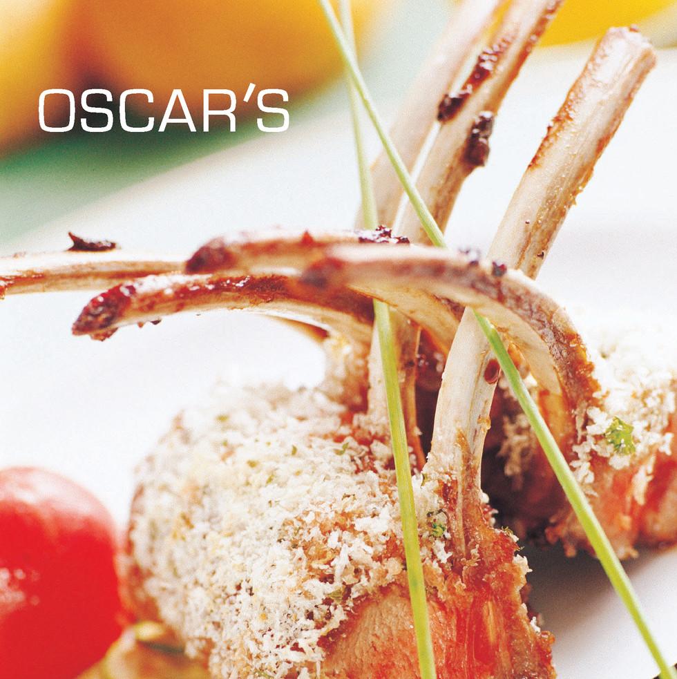 Oscar's Rebranding Mailer