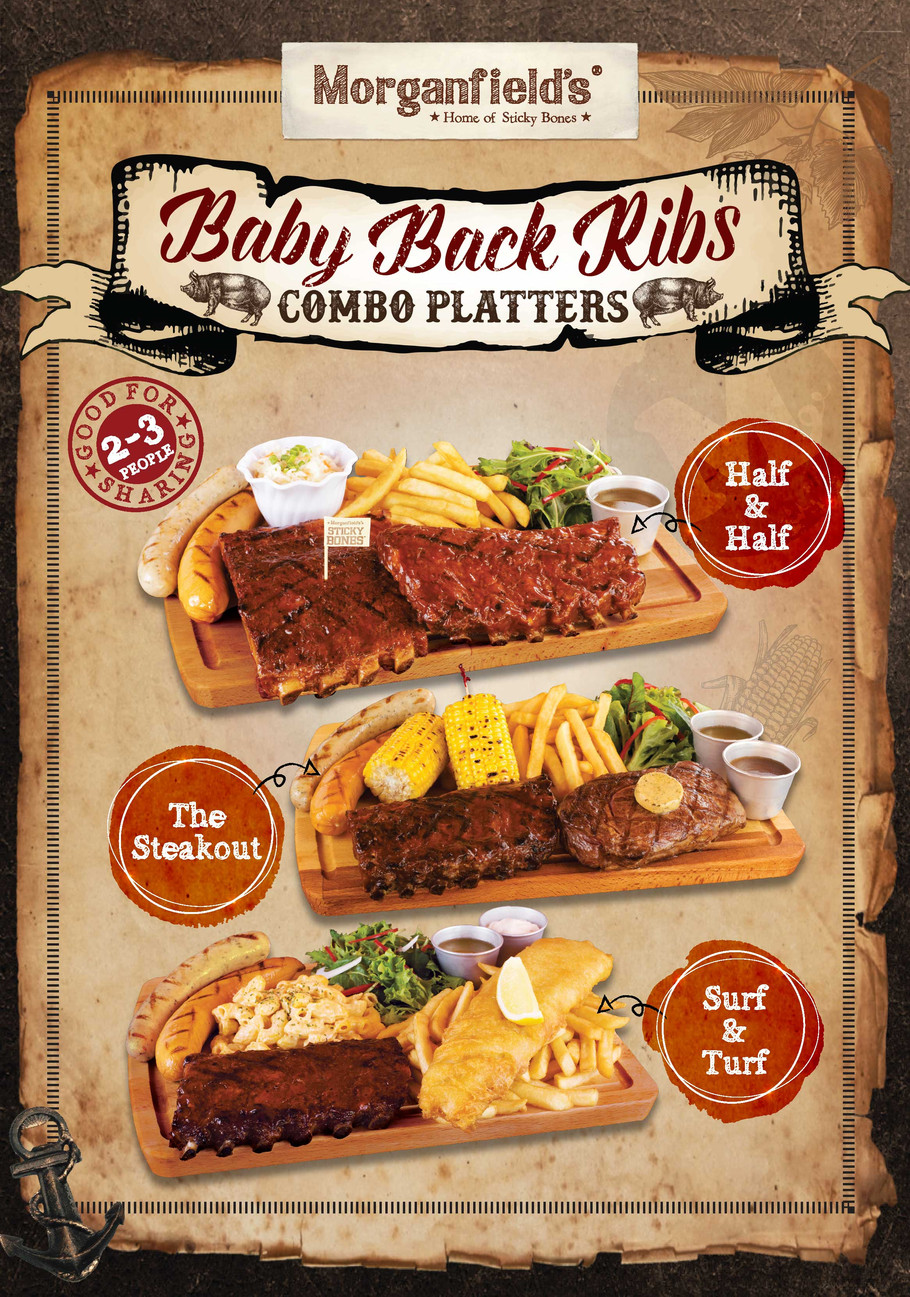 Morganfield's Poster