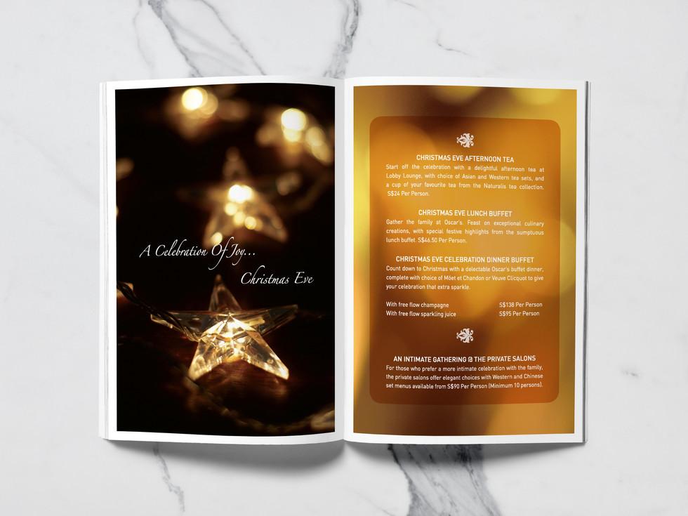 Conrad Festive Brochure