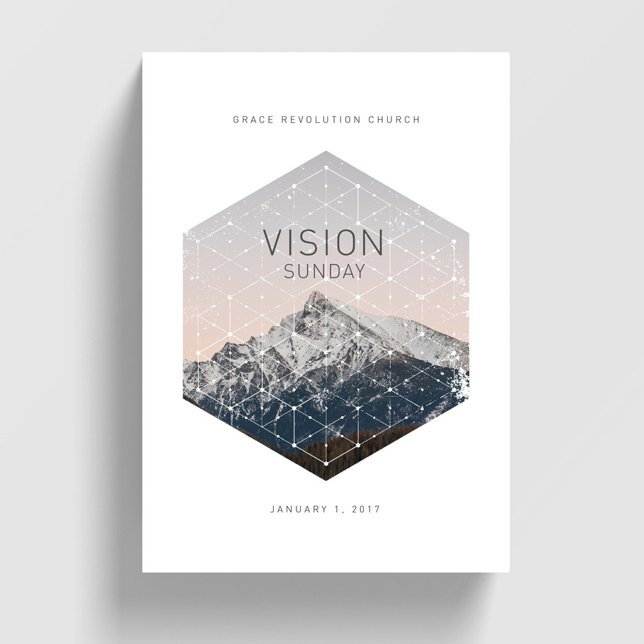 Vision Sunday Poster