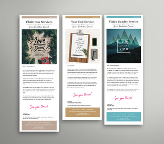 Various EDM - MailChimp