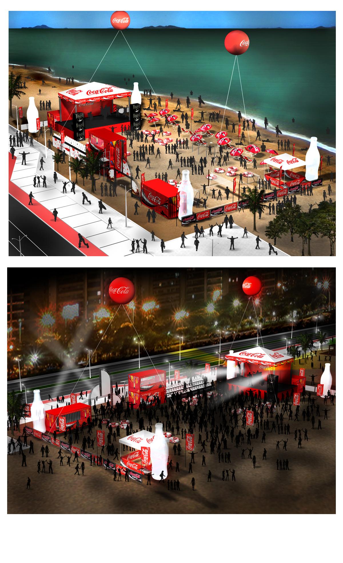 Arena Coca Cola Verão 2011