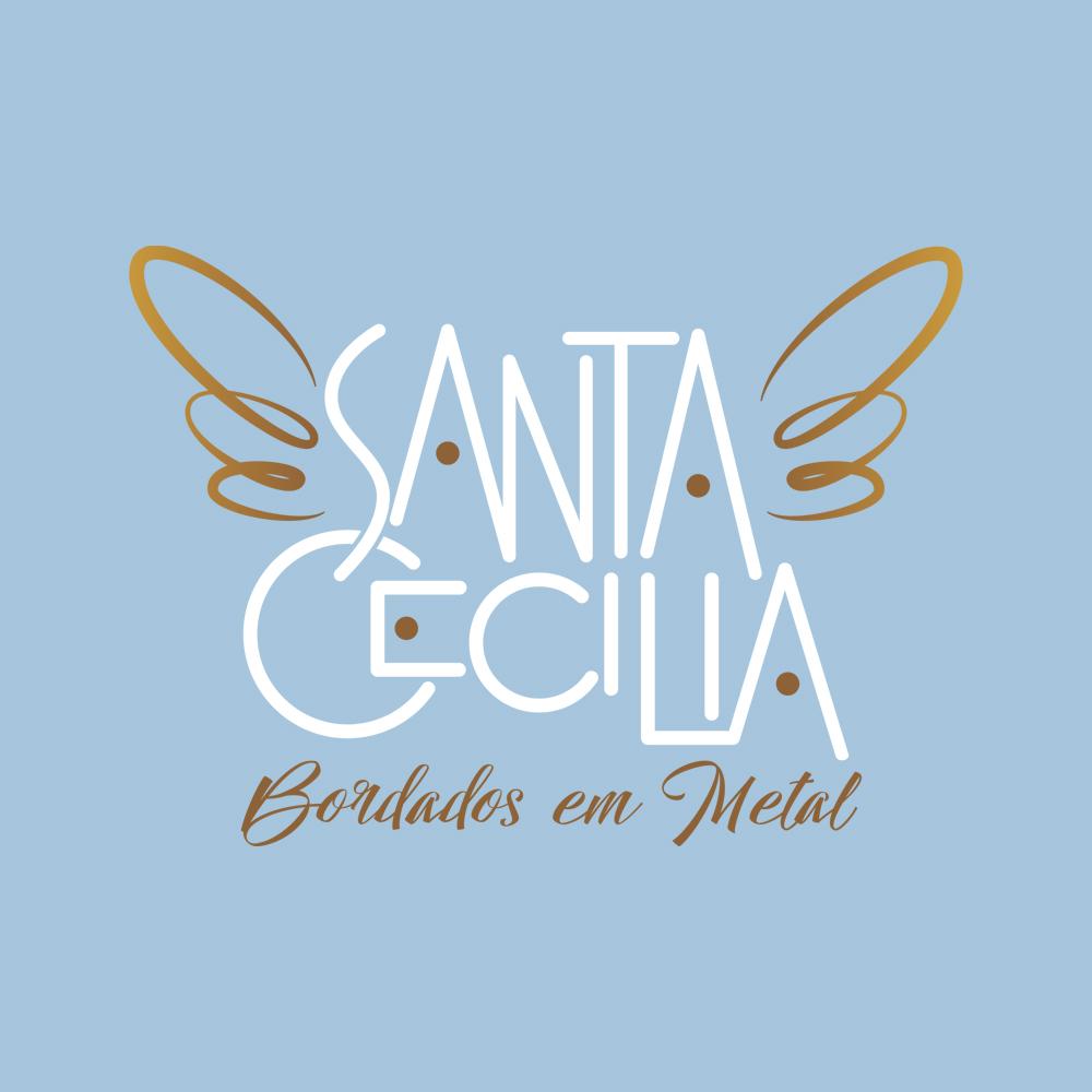 Santa Cecilia Bordados em Metal