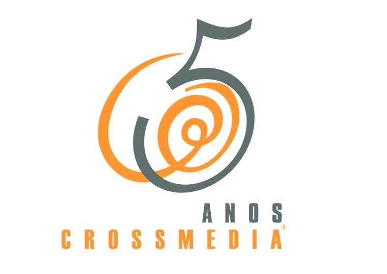 Selo 5 Anos Crossmedia
