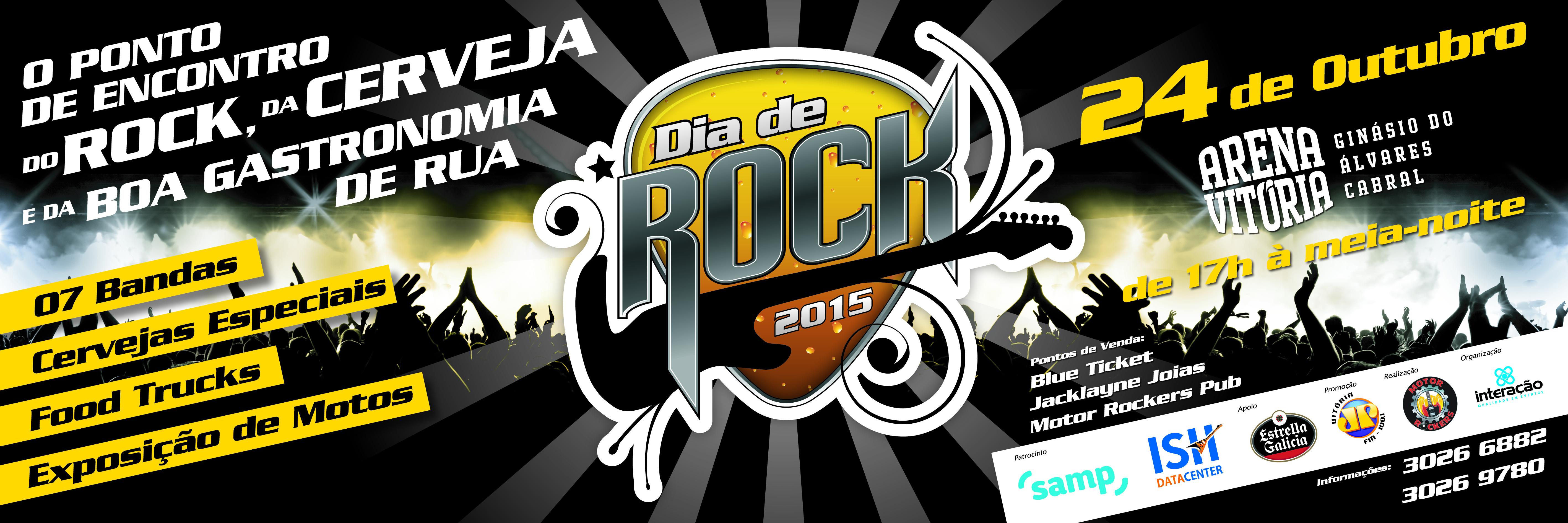 Dia de Rock 2015_1ªEdição