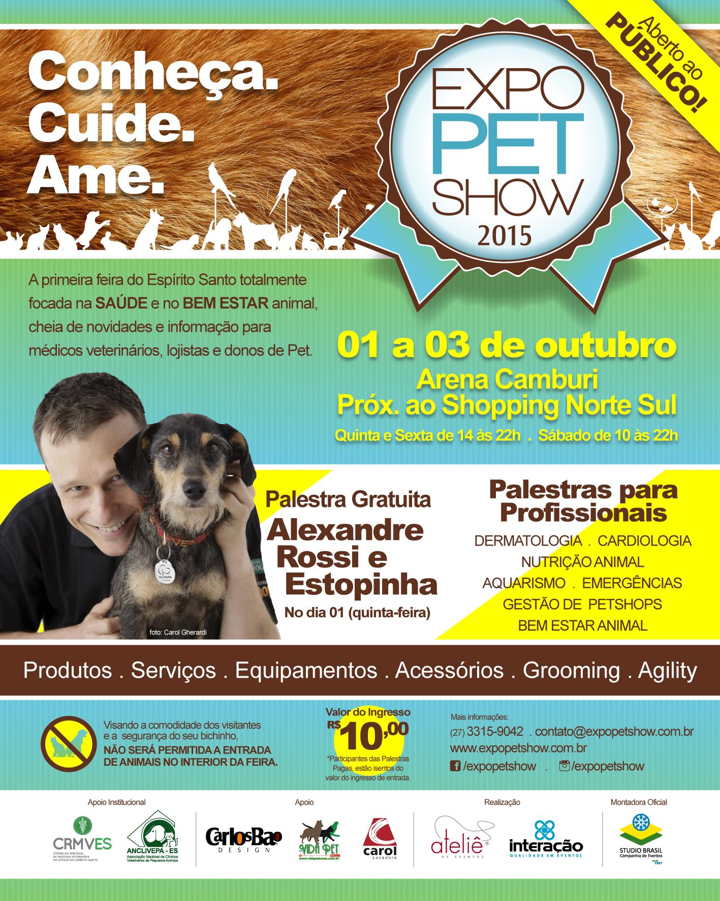 Expo Pet Show 2015