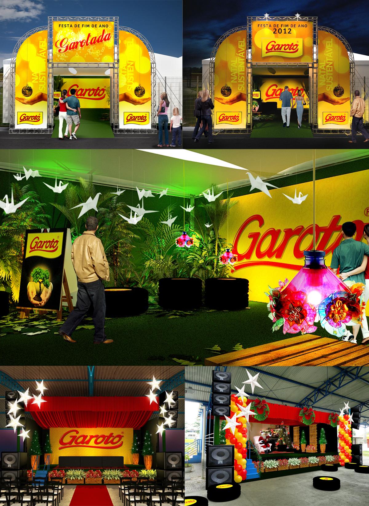 Garoto - Festa Anual 2012