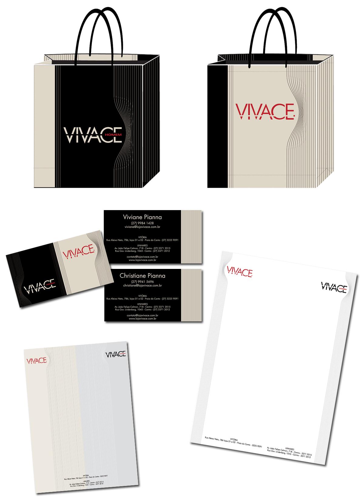 VIVACE / VIVACE Homem